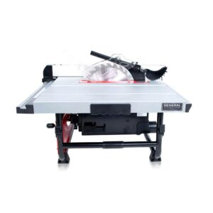 General International 15 Amp 10 in. Commercial Bench-Top Table Saw