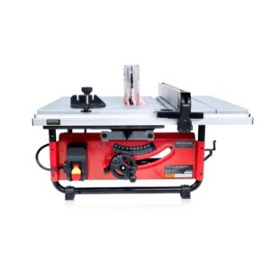 General International 15 Amp 10 in. Commercial Bench-Top Table Saw with Portable Stand