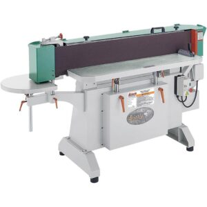 Grizzly Industrial 9 in. x 138-1/2 in. 3-Phase Industrial Oscillating Edge Sander