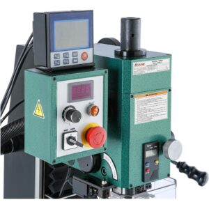 Grizzly Industrial Mini Mill 2.7 Variable Speed with DRO