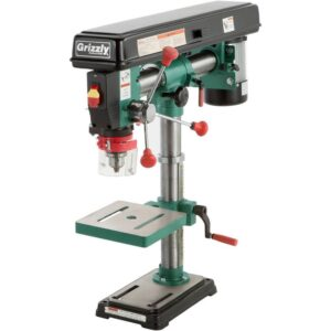 Grizzly Industrial 5 Speed Bench-Top Radial Drill Press
