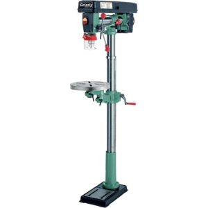 Grizzly Industrial 5 Speed Floor Radial Drill Press
