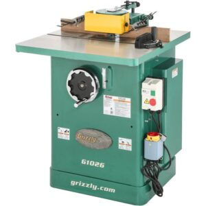 Grizzly Industrial 3 HP Shaper
