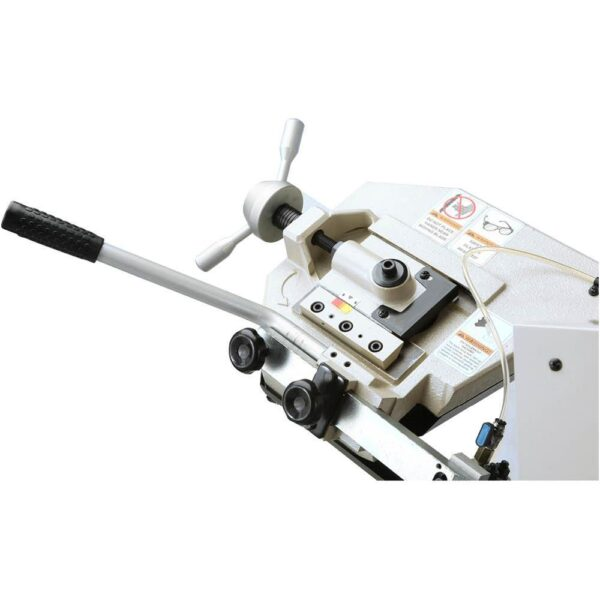 """Grizzly Industrial 7"""" x 8-1/4"""" Swivel Metal-Cutting Bandsaw"""