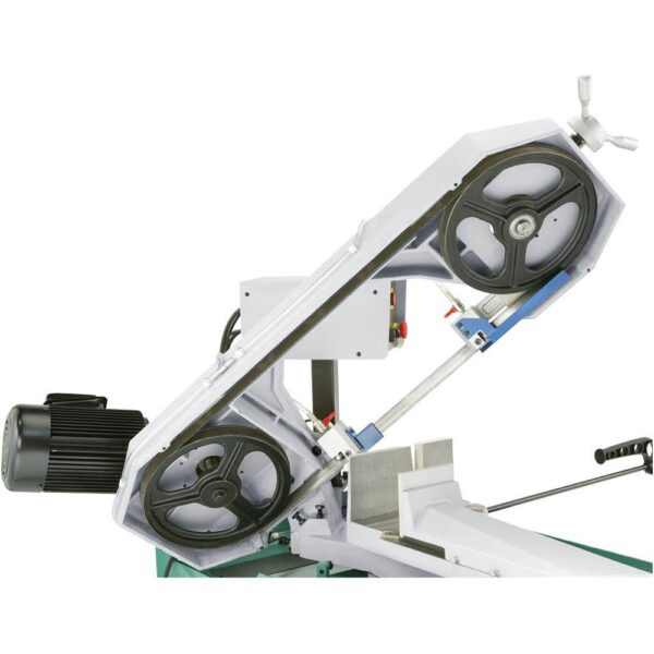 """Grizzly Industrial 6"""" x 9-1/2"""" Swivel Metal-Cutting Bandsaw"""