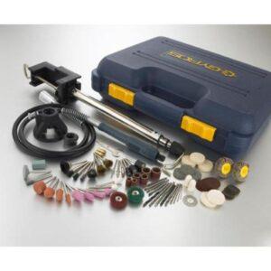 Gyros PowerPro Variable Speed Rotary Tool Kit (85-Accessories)