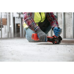 Hilti 22-Volt Lithium-Ion Brushless Cordless 5 in. Angle Grinder AG 500 (Tool Only)