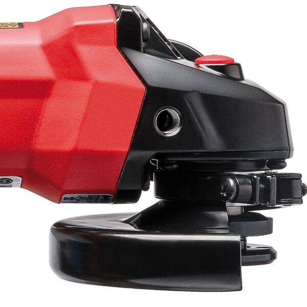 Hilti 7 Amp 120 Volt Corded 4.5 in. Angle Grinder AG 450-7D Including Diamond Cup Wheel and Grinding Hood