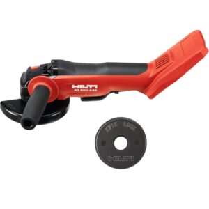 Hilti 36-Volt Lithium-Ion Cordless Brushless 6 in. AG 600 Angle Grinder with Kwik Lock