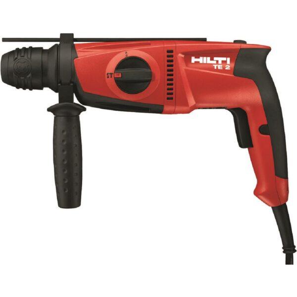 Hilti TE 2 120-Volt SDS-Plus Hammer Drill Kit