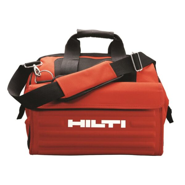 Hilti 22-Volt Lithium-Ion 1/2 in. Cordless Brushless Hammer Drill Driver SF 6H Kit with 2 Batteries, Charger and Bag