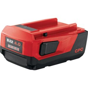 Hilti 22-Volt Lithium-Ion 1/2 in. Cordless Hammer Drill Driver SF 6H with Kit Box
