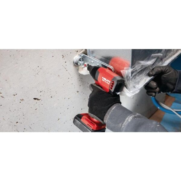 Hilti 12-Volt Lithium-Ion Brushless Cordless 1/4 in. Hex Chuck SID 2-A Impact Driver