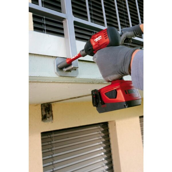 Hilti 22-Volt Lithium-Ion Cordless 1/2 in. Impact Wrench SIW 22T Tool Body