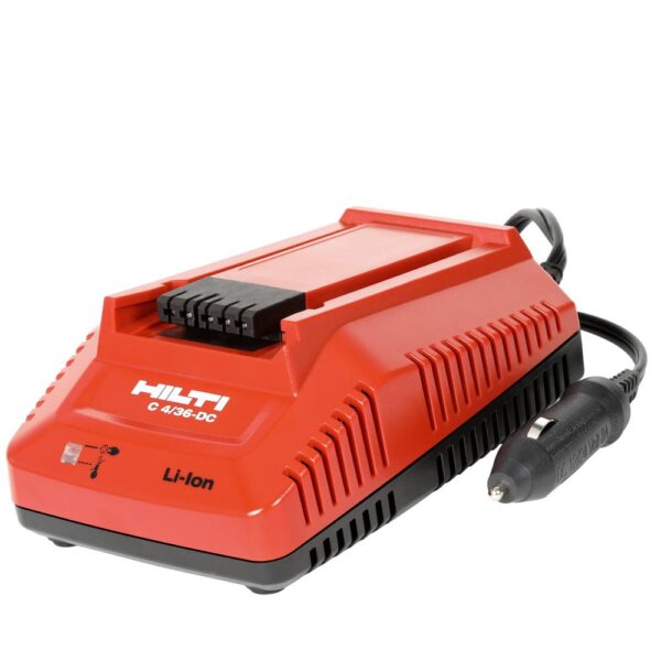 Hilti SIW 22-Volt Lithium-Ion 3/8 in. Cordless Brushless Compact Impact Wrench Kit with (2) Li-Ion Batteries, Charger and Bag
