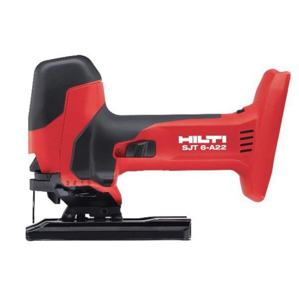 Hilti 22-Volt Lithium-Ion Cordless Orbital Jig Saw SJT 6-A22 (Tool Only)