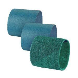Hilti 22-Volt Lithium-Ion Cordless Brushless 4 in. Burnisher/Grinder and Abrasive Kit