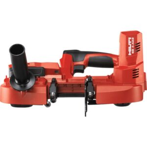 Hilti 22-Volt SB 4-A22 Cordless Band Saw Tool Body with a 10 TPI to 14 TPI Blade