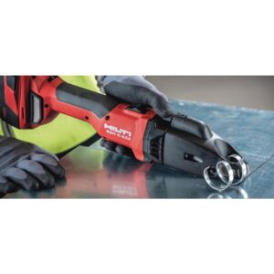 Hilti 22-Volt Lithium-Ion Cordless Brushless Double Cut Metal Slitting Sheer SSH 6-A22 (Tool Only)