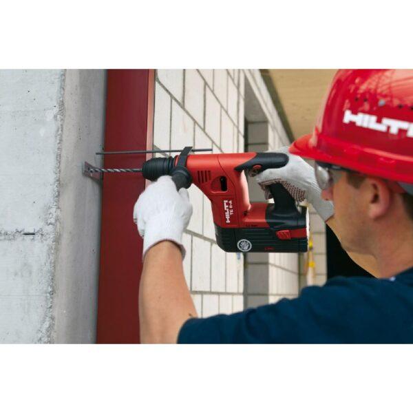 Hilti 36-Volt Lithium-Ion Cordless SDS Plus Rotary Hammer Drill TE 6-A AVR Tool Body