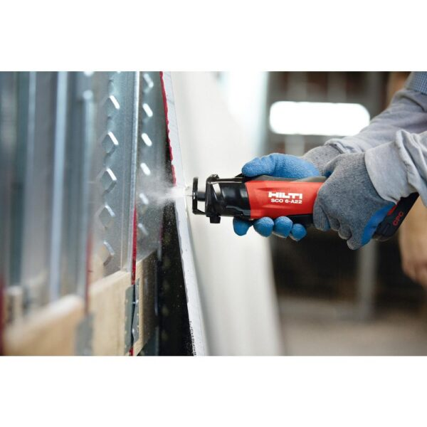 Hilti 22-Volt Lithium-Ion Cordless Brushless SCO 6 Cut-Out Tool Body