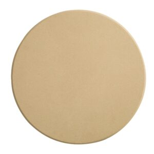 Honey-Can-Do Honey-Can-Do 14 in. Round Non-Cracking Pizza Stone