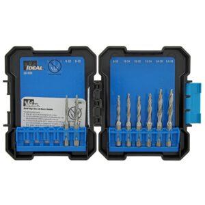 Ideal Standard Drill/Tap Kit (6-Piece)