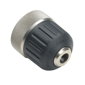 Jacobs Professional Grade 3/8 in. Keyless Drill Chuck with 3/8 in. 24-Mount