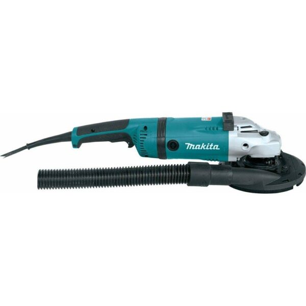 Makita 15 Amp 7 in. Angle Grinder with Soft Start