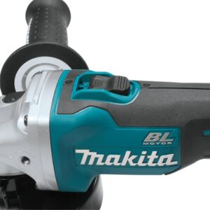 Makita 18-Volt LXT Lithium-Ion Brushless Cordless 4-1/2 in./5 in. Cut-Off/Angle Grinder (Tool-Only)