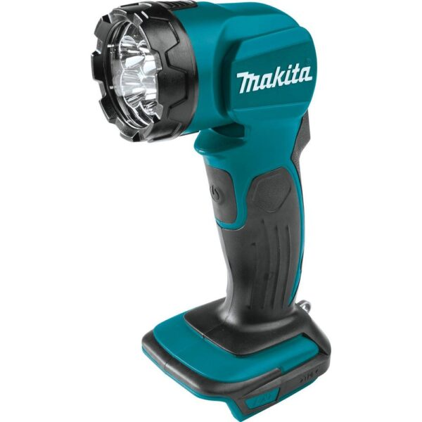 Makita 18-Volt LXT Brushless 4-1/2 in./5 in. Paddle Switch Cut-Off/Angle Grinder Kit with bonus 18-Volt LXT L.E.D. Flashlight