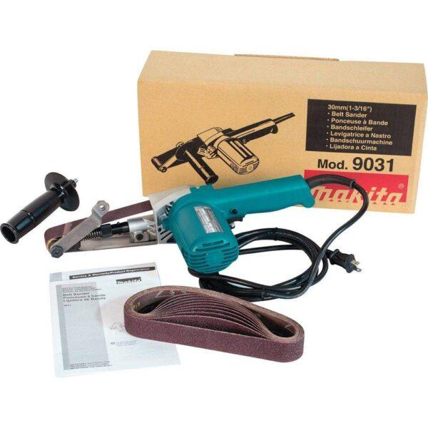 Makita 5 Amp 1-1/8 in. x 21 in. Corded Belt Sander