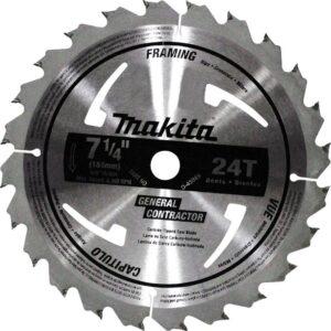 Makita 7-1/4 in. 24-Teeth Framing Blade (10-Pack)