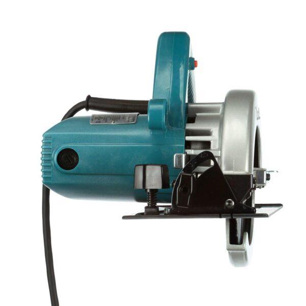 Makita 8 Amp 5-1/2 in. Corded Electric Brake Circular Saw with 18T Carbide Blade
