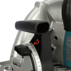 Makita 14 Amp 10-1/4 in. Corded Circular Saw with Electric Brake and 24T Carbide Blade
