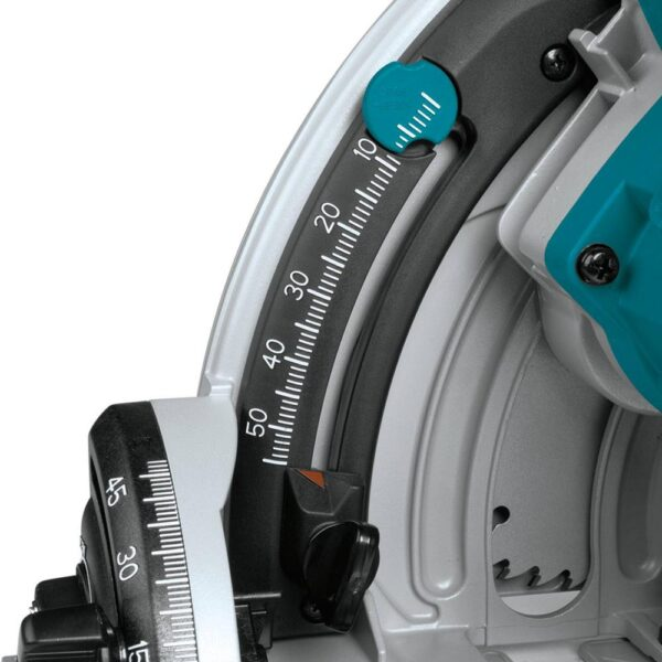 Makita 18-Volt X2 LXT Lithium-Ion (36-Volt) Brushless Cordless 6-1/2 in. Plunge Circular Saw, with AWS (Tool Only)