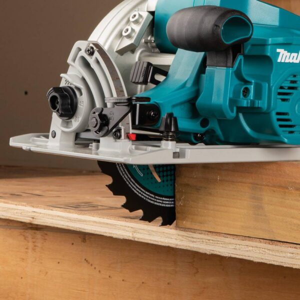 Makita 18-Volt X2 LXT Lithium-Ion (36-Volt) 7-1/4 in. Brushless Cordless Circular Saw (Tool-Only)