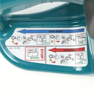 Makita 16 in. Gas Powered Cutter
