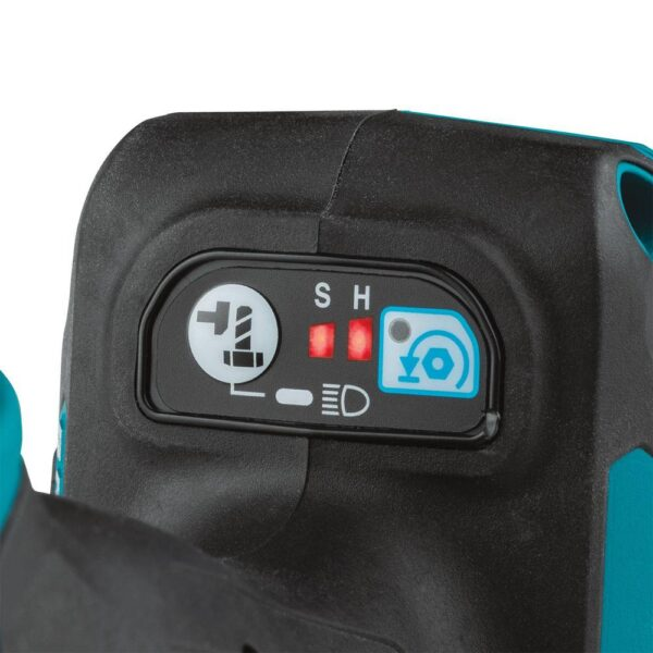 Makita 12-Volt MAX CXT Lithium-Ion Brushless Cordless 3/8 in. sq. Drive Impact Wrench, Tool Only