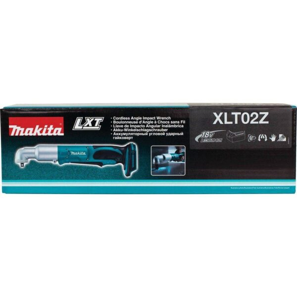 Makita 18-Volt LXT 3/8 in. Angle Impact Wrench (Tool-Only)