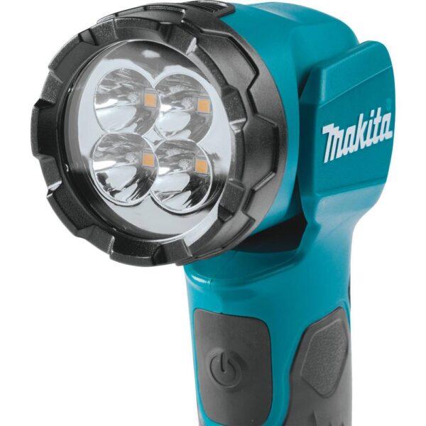 Makita 18-Volt LXT Compact Brushless 1/2 in. 3-Speed Impact Wrench Kit with bonus 18-Volt LXT Cordless L.E.D. Flashlight
