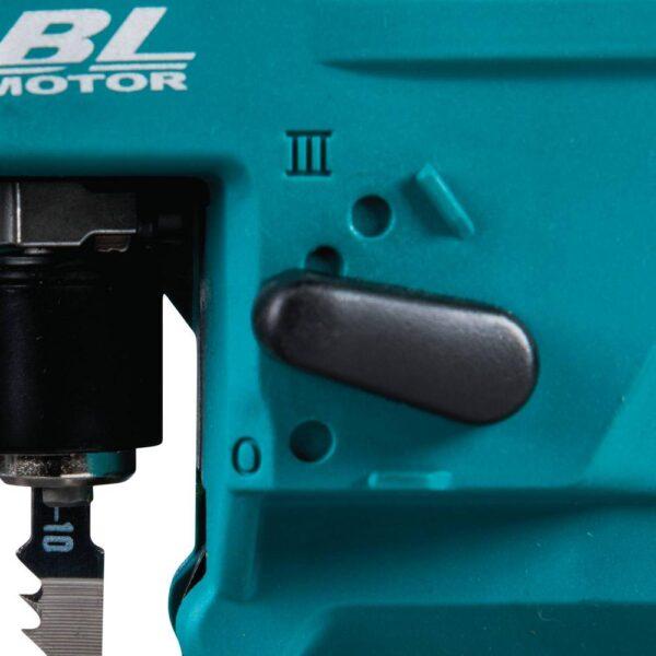 Makita 12-Volt Max CXT Lithium-Ion Brushless Cordless Top Handle Jig Saw Kit (2.0Ah)