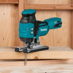 Makita 18-Volt LXT Lithium-Ion Brushless Cordless Barrel Grip Jig Saw (Tool-Only)