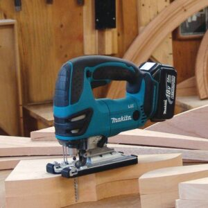 Makita 18-Volt LXT Lithium-Ion Cordless Jigsaw (Tool-Only)