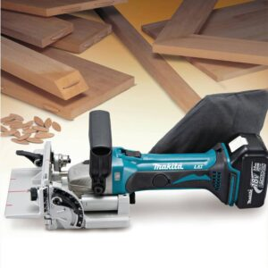 Makita 18-Volt LXT Lithium-Ion 0.75 in. Cordless Plate Joiner (Tool-Only)