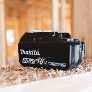 Makita 18-Volt LXT Lithium-Ion Cordless Multi-Tool Kit with bonus 18-Volt LXT Lithium-Ion High Capacity Battery Pack 5.0Ah