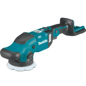 Makita 18-Volt LXT Lithium-Ion Brushless Cordless 5 in./6 in. Dual Action Random Orbit Polisher (Tool Only)