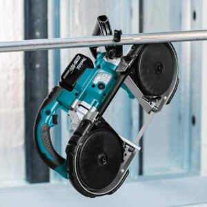 Makita 18-Volt LXT 5.0Ah Lithium-Ion Cordless Portable Band Saw Kit