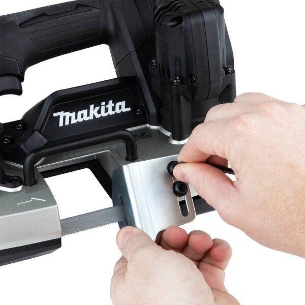 Makita 18-Volt LXT Lithium-Ion Sub-Compact Brushless Cordless Band Saw (Tool-Only)