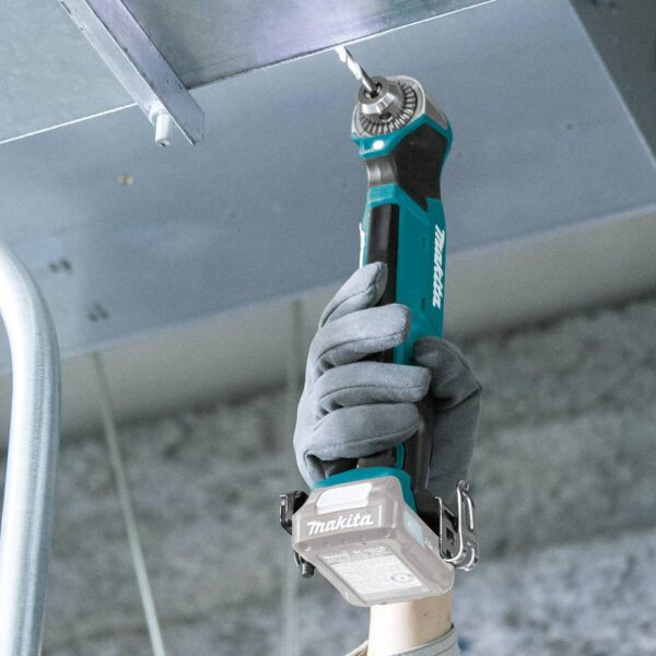 Makita 12-Volt MAX CXT Lithium-Ion Cordless 3/8 in. Right Angle Drill (Tool-Only)